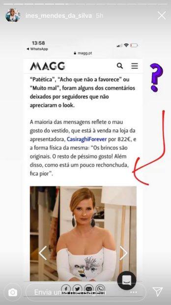 2 1 Agente De Cristina Ferreira Reage Às Críticas Feitas À Apresentadora