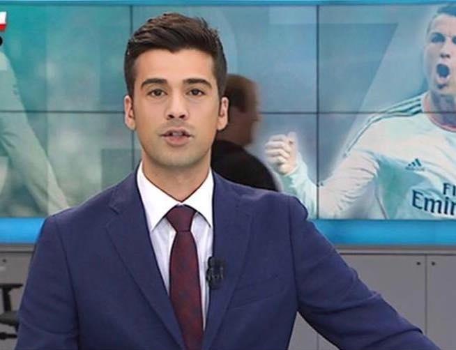 Frederico Mendes Oliveira 2 Pivô Da Tvi Publica Mensagem Enigmática E Deixa Amigos Preocupados