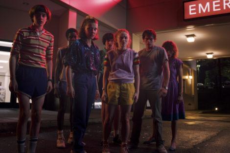 St3 Production Still 1 &Quot;Stranger Things&Quot;: Veja O Trailer Da 3ª Temporada