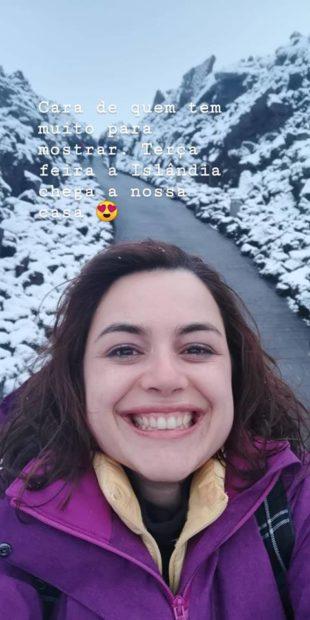 Ana Guiomar 2 Ana Guiomar Regressa A Portugal Após Férias Oferecidas Por Cristina Ferreira