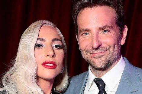 bradley gaga Bradley Cooper partiu coração de Lady Gaga