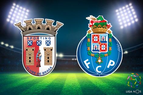 Bragaporto Direto: Sc Braga Vs Fc Porto Na Sporttv1