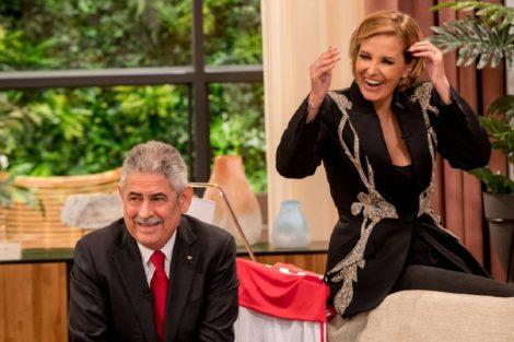 Cristina Ferreira Luis Filipe Vieira.jpg Ii Cristina Ferreira Recebe Convite Do Benfica… E Aceita!