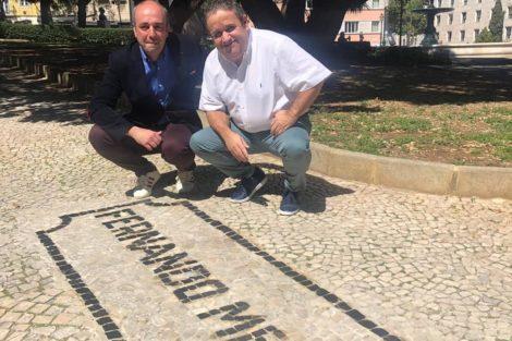 fernando mendes passeio da fama Freguesia de Lisboa cria 'Passeio da Fama' junto à Avenida da Liberdade