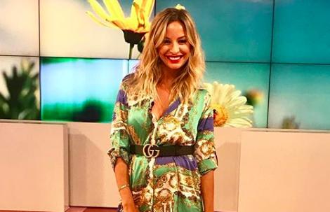 Instagram De Ana Lucia Matos De Lingerie, Repórter Da Tvi Exibe Barriga De Grávida