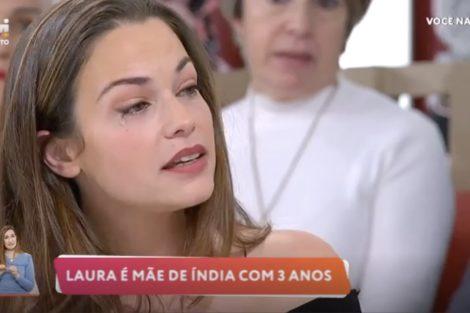 Laura Galvao Adolescência Terrível! Atriz Laura Galvão Tentou Suicidar-Se Duas Vezes