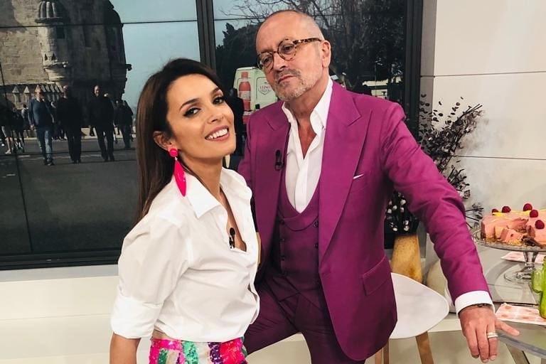 Manuel Luis Goucha Maria Cerqueira Gomes 'Você Na Tv' Soma Mais Um Mínimo Histórico