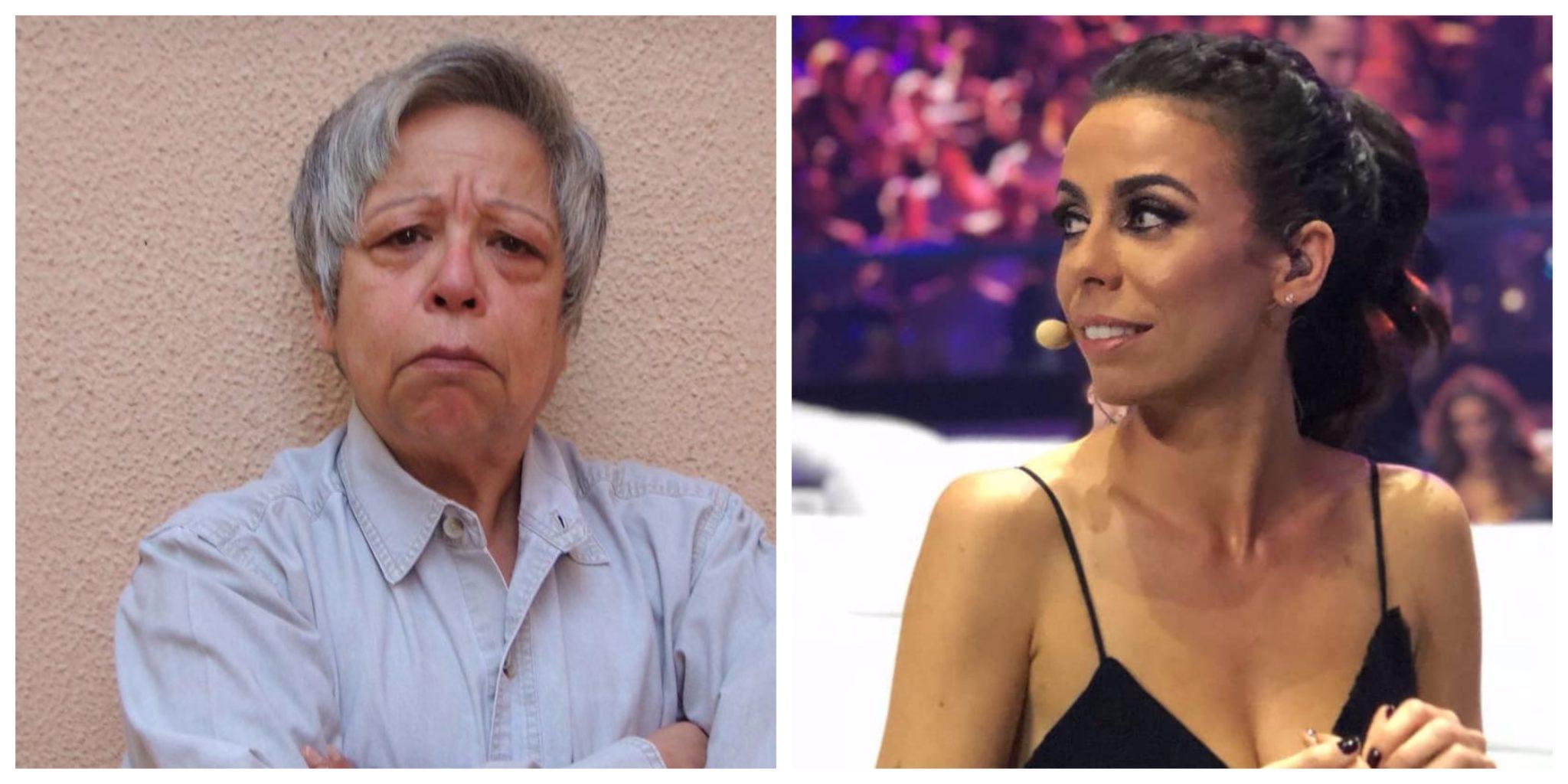 Maria Vieira Filomenta Cautela Maria Vieira Ataca Filomena Cautela: &Quot;É Uma Pessoa Sem Classe&Quot;