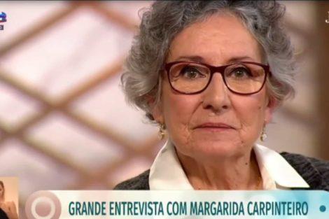 Naom 5C9Bca32381Ae Margarida Carpinteiro Sobre Não Ter Filhos: &Quot;Dores Que São Para A Vida&Quot;