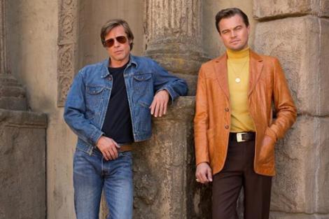 Once Upon A Time In Hollywood Filme Que Junta Leonardo Dicaprio E Brad Pitt Já Tem Trailer