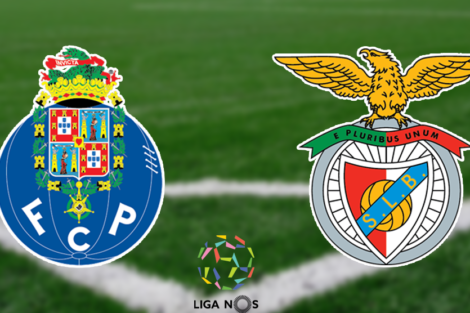 Portovsbenfica Fc Porto Vs Sl Benfica Em Direto Na Sport Tv1