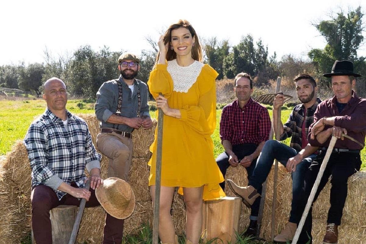 Quem Quer Namorar Com O Agricultor Ex-Concorrente De 'Quem Quer Namorar Com O Agricultor?' Está Grávida