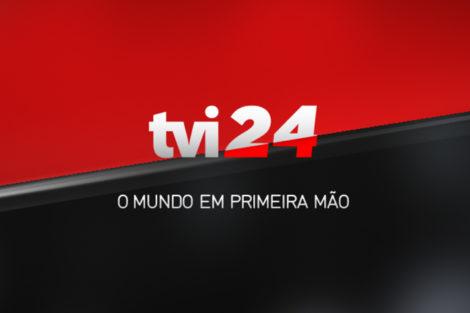 Tvi24 Logo Tvi 24 Quer Ser Incluída Na Lista De Canais Em Tdt