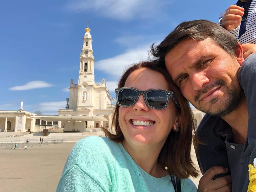 """53333589 130046011391444 1337550385622213260 N Tânia Ribas De Oliveira Declara-Se A Marido: """"Feliz, Por Tê-Lo Ao Meu Lado"""""""
