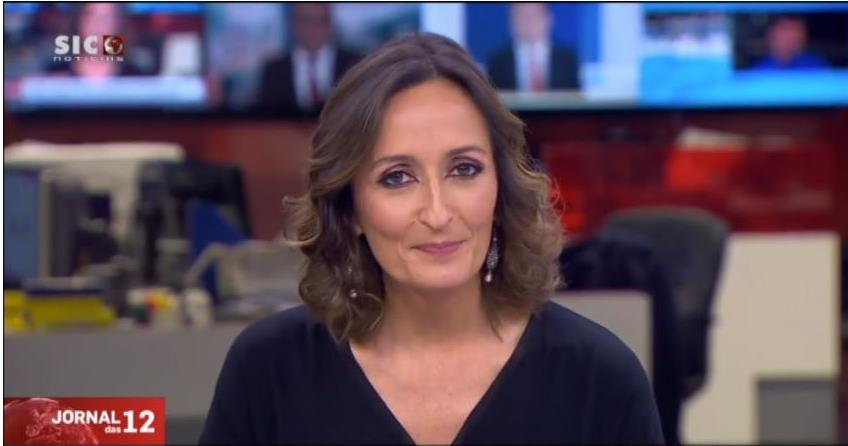 Carla Jorge Carvalho Pivô Abandona Sic Após 19 Anos Ao Serviço Do Canal