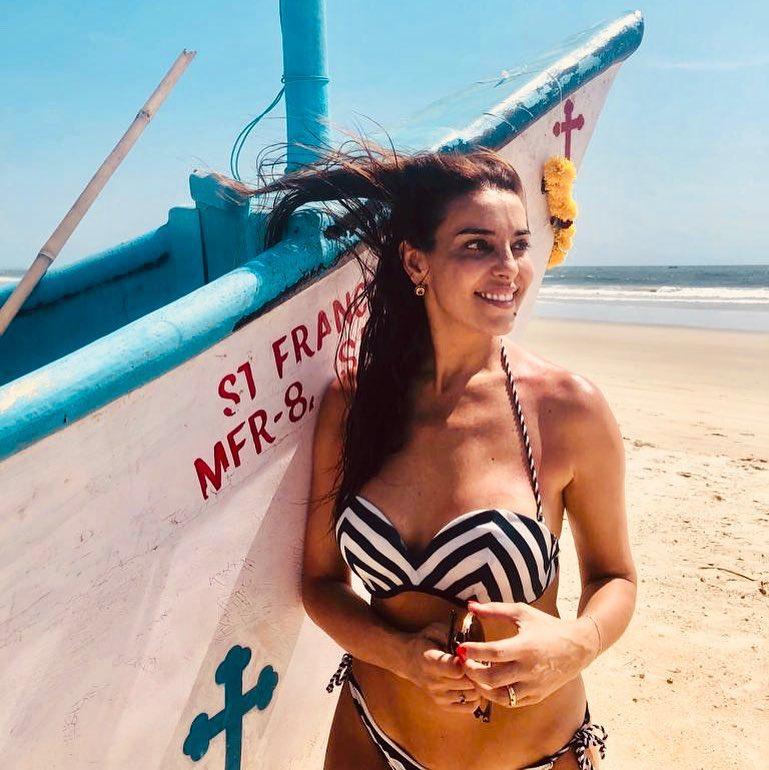 Catarina Furtado 1 Foto De Catarina Furtado Sem Sutiã Dá Que Falar Nas Redes Sociais