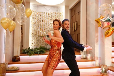 Cristianaferreiraclaudioramos Baile Armado Na Sic! Cristina Ferreira Prepara Programa Especial Para O Feriado