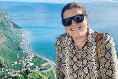 """Dolores Aveiroc E1556659748911 Dolores Aveiro Declara-Se A Neto Mais Velho: &Quot;A Avó Está Orgulhosa De Ti"""""""