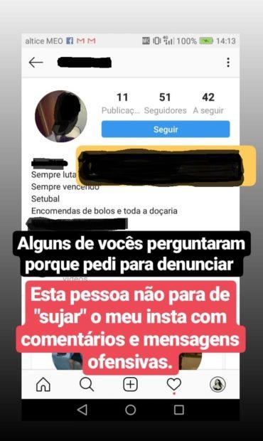 Gaby Comentários E Mensagens Ofensivas Levam Gabriela Santana A Pedir Ajuda