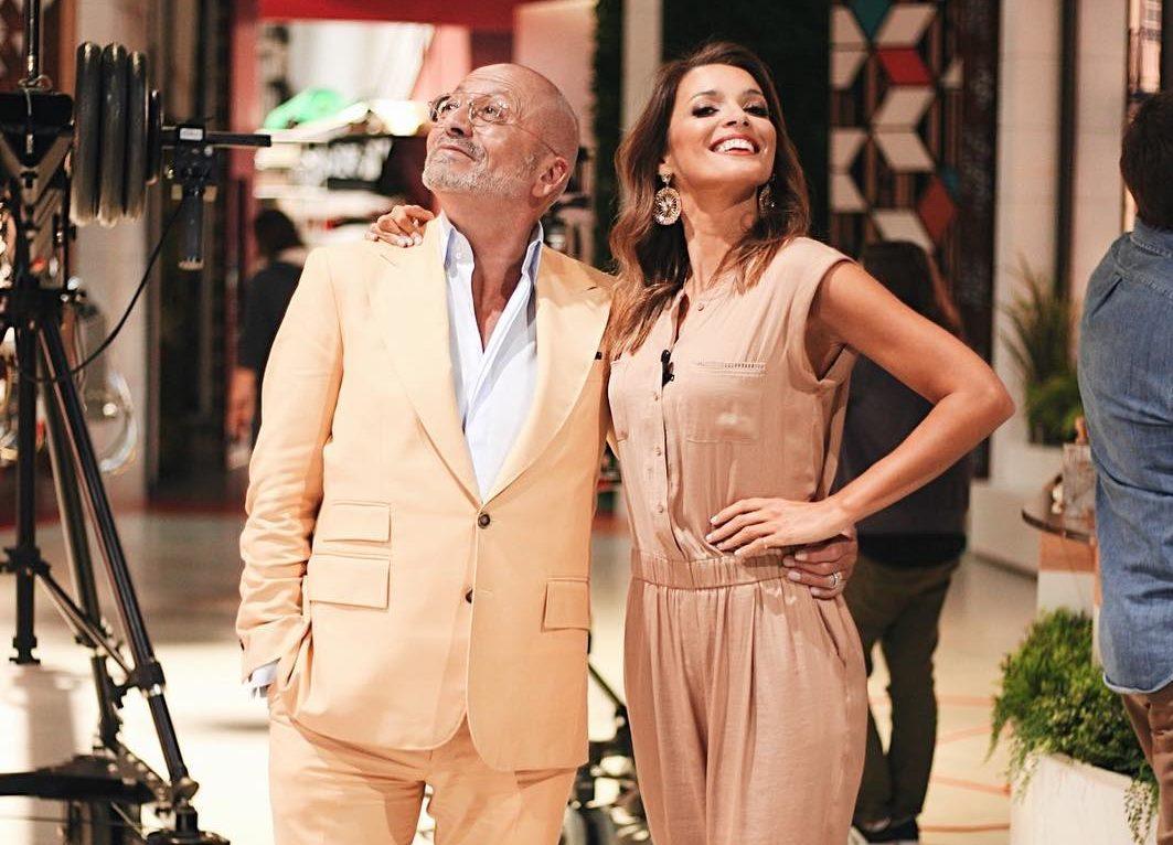 Manuel Luis Goucha E Maria Cerqueira Gomes E1556554595614 'Você Na Tv' Faz 'Repescagem' De Urgência Para Salvar Manhãs Da Tvi