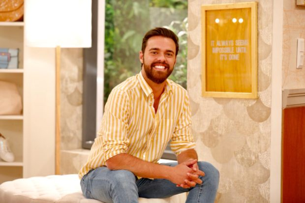 Valentim João Valentim: &Quot;Fiz A Escolha Certa, Estou No Lugar Certo&Quot;
