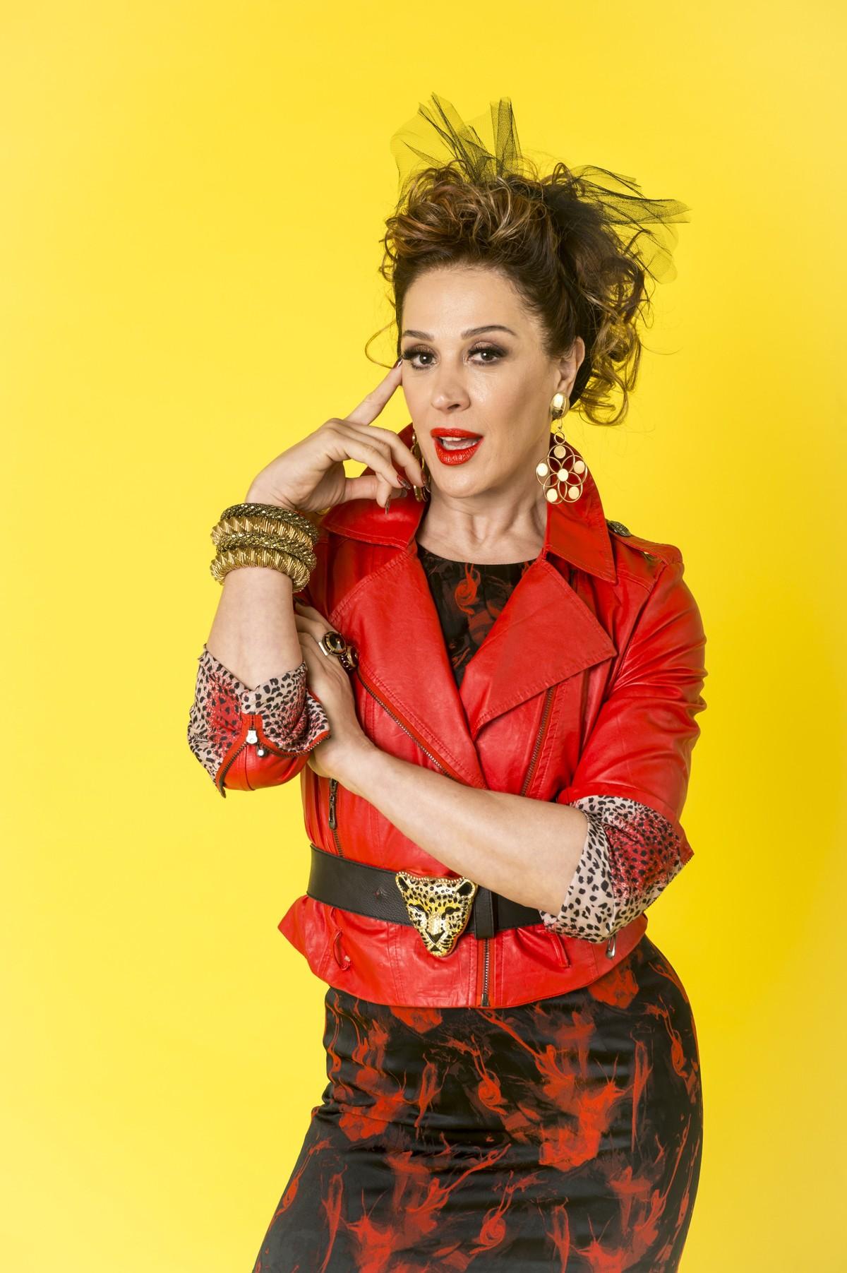 Claudia Raia Lidiane Verao 90 Credito Globo Joao Cotta Flash Interview - Claudia Raia - &Quot;Verão 90&Quot;