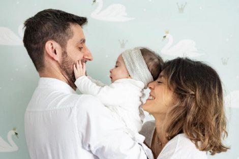 Daniel Oliveira, Andreia Rodrigues, Filha Alice