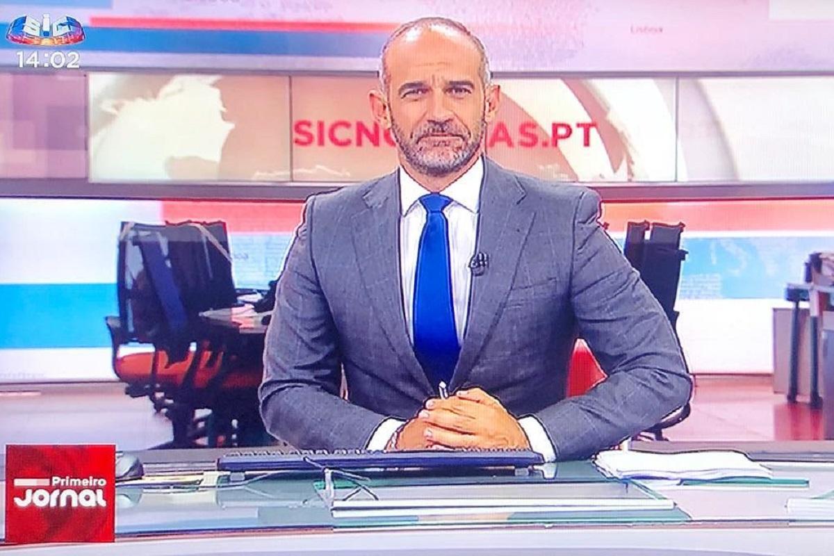 João Moleira Pivô João Moleira 'Troca' Informação Por 'O Programa Da Cristina'
