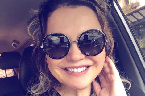 katia aveiro Katia Aveiro mostra-se solidária com bebé Matilde mas indignada com fãs