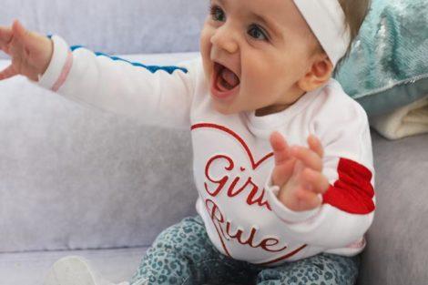 Liliana Filipa Ariel 1 &Quot;A Bebé Do Sorriso Fácil&Quot;: Liliana Filipa 'Derrete' Fãs Com Fotografias Da Filha