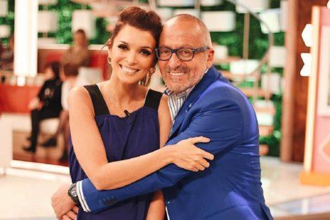 Maria Cerqueira Gomes Manuel Luís Goucha Tvi Faz Nova Alteração No 'Você Na Tv!'