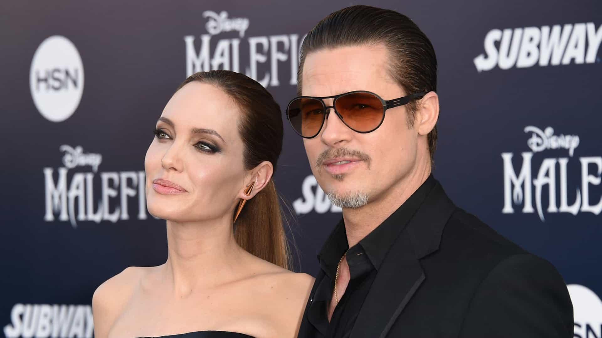 Naom 5B6830E15B7E3 Angelina Jolie Despede-Se Do Sobrenome De Brad Pitt