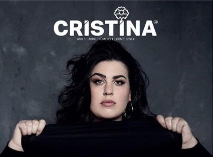 Revista Cristina Nova Capa Da Revista Cristina Alvo De Muita Polémica