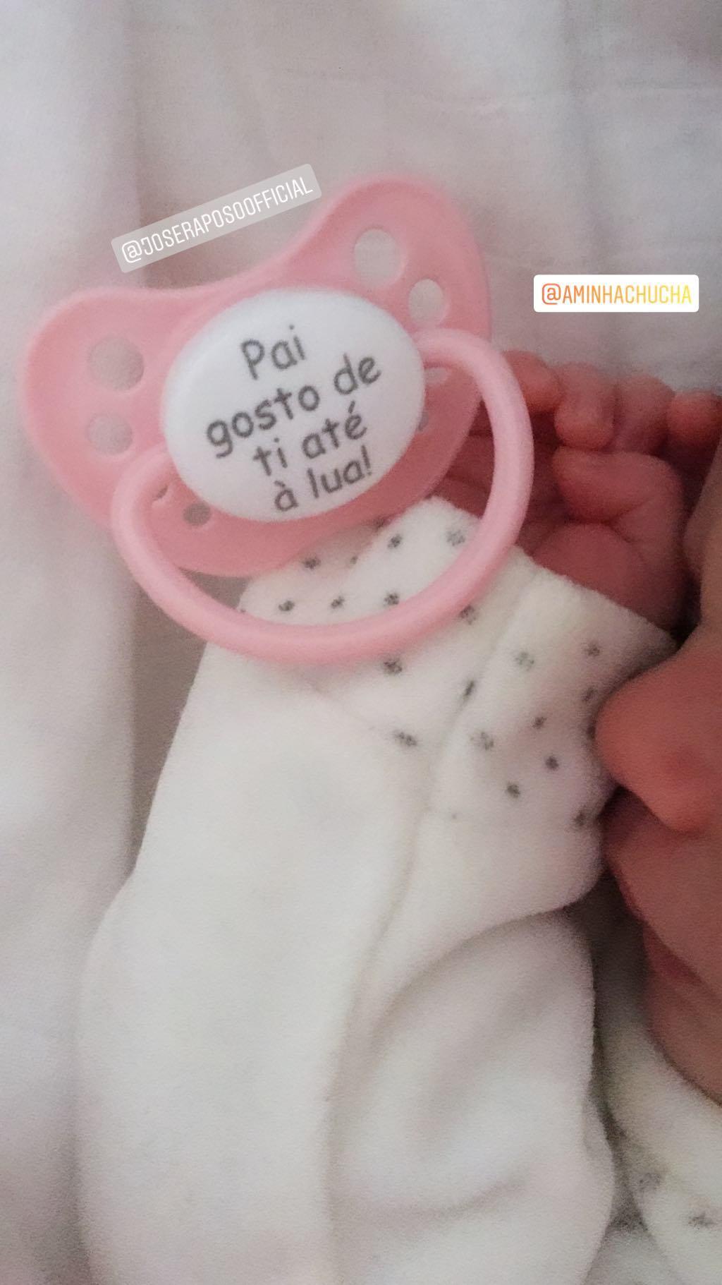 Sara Barradas Filha Chucha Sara Barradas Mostra Foto Da Filha Com Chucha &Quot;Original&Quot;