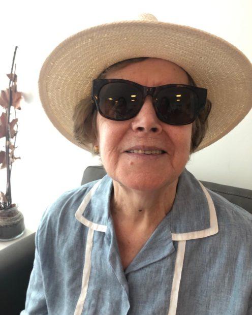 """61569218 138275947322418 7072046980688183695 N Júlia Pinheiro: """"Queria Partilhar Convosco As Melhoras Da Minha Mãe"""""""