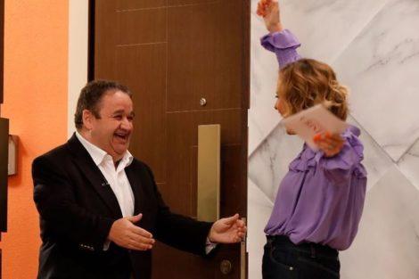 Fernandomendes Cristina Ferreira Agradece A Fernando Mendes: &Quot;Eu Ganhei-Te E Tu Foste Sempre Incrível&Quot;