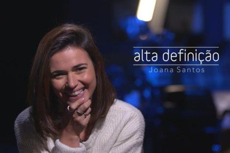 """Joana Santos Joana Santos sobre a maternidade: """"Não é fácil educar uma criança"""""""