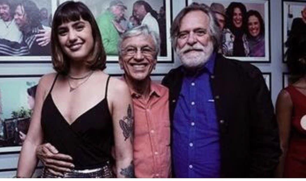 José Abreu José De Abreu Tem Novo Amor Com Menos 51 Anos Que O Ator Da Globo
