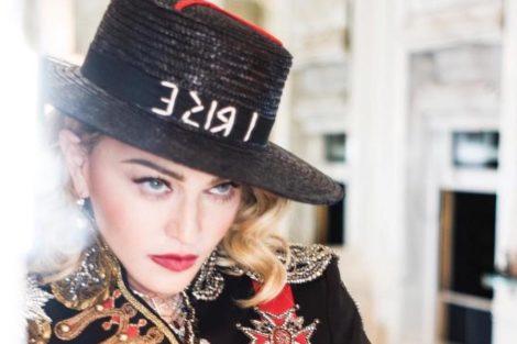 Madonna Eurovisão! Madonna em Israel rodeada de ex-militares das operações especiais