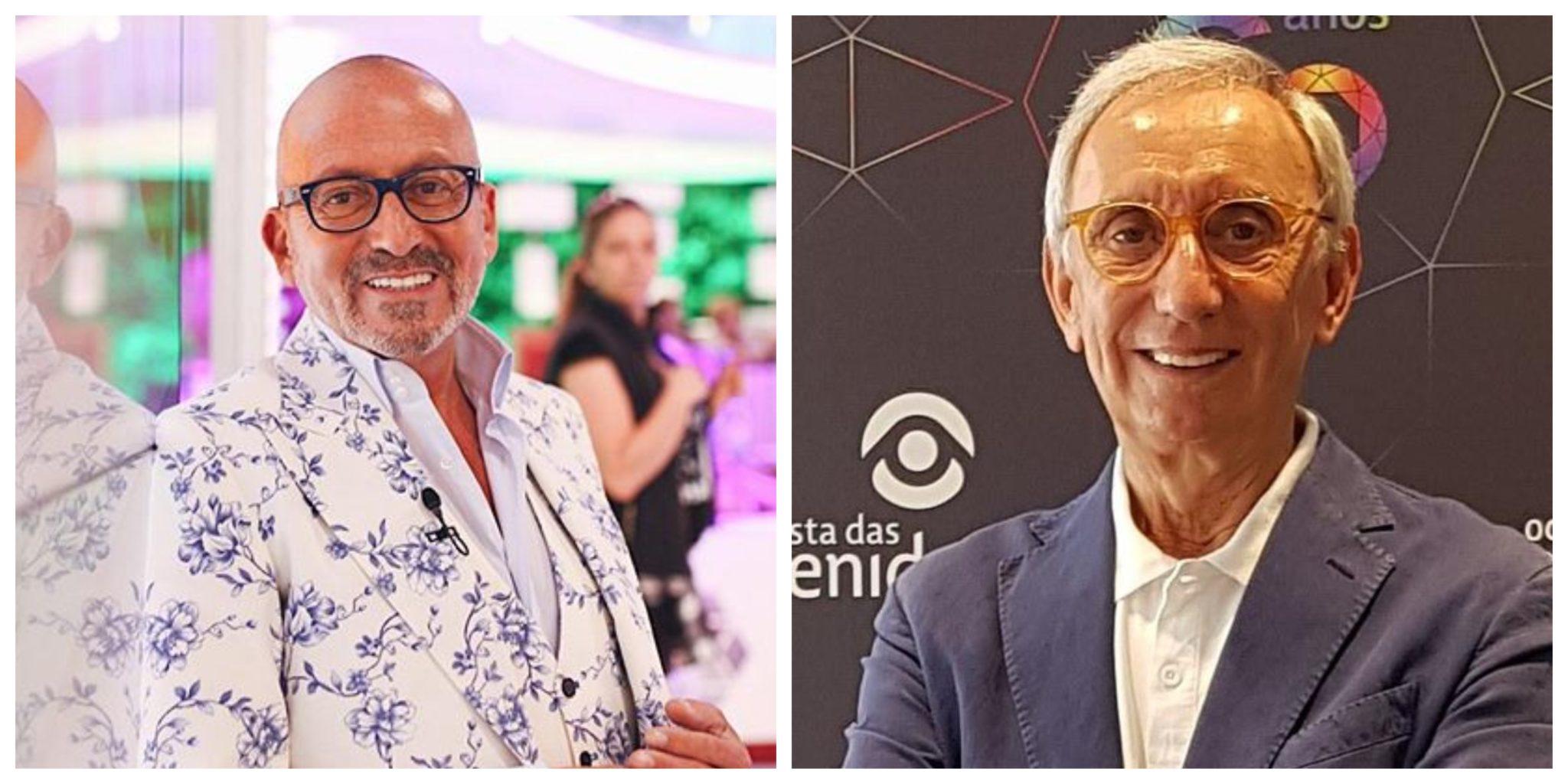 """Manuel Luís Goucha 3 Manuel Luís Goucha: """"Grande Júlio Isidro! Eu Quero Ser Como Ele!"""""""