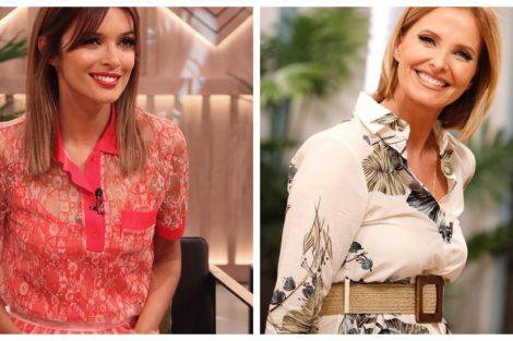 Maria Cerqueira Gomes E Cristina Ferreira Maria Cerqueira Gomes Reage A Comparações Com Cristina Ferreira