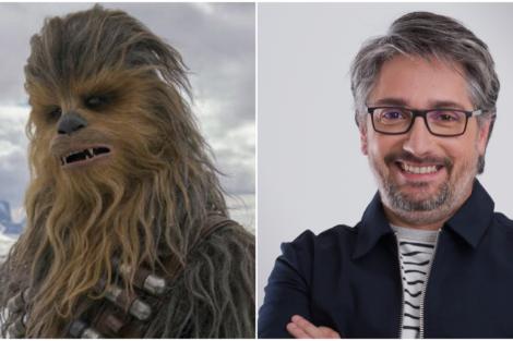 Nuno Markl Fã Assumido De 'Star Wars', Nuno Markl Faz Homenagem A Peter Mayhew