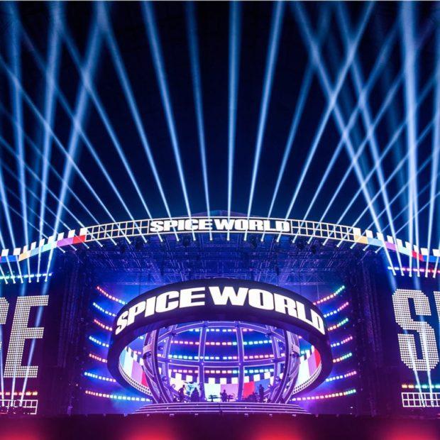 B176E2A6 84Ee 4Cec Aac1 554B1989C0Cf Divulgado Parte Do Cenário Das Spice Girls