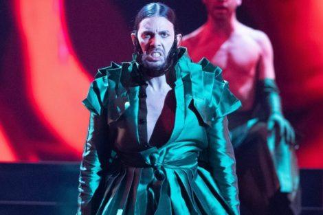 conan osiris eurovision Eurovisão: Erros no televoto ditaram eliminação de Conan Osiris? Fãs garantem que sim