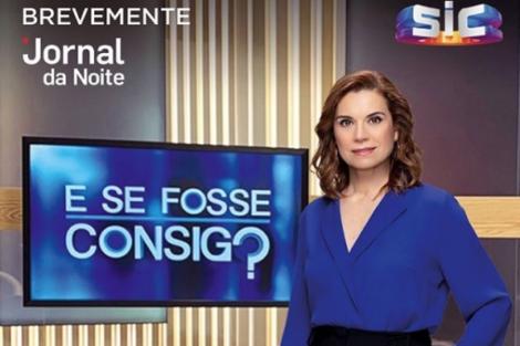 Conceição Lino Preconceito Com Vih! Conceição Lino Regressa Com Programa 'E Se Fosse Consigo?'