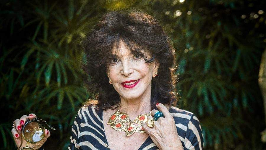 Lady Francisco Atriz Lady Francisco Morre Aos 84 Anos