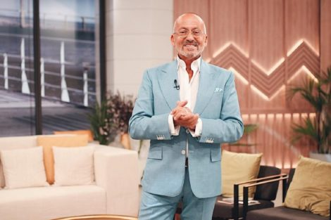 Manuel Luis Goucha 2 Mudanças! Manuel Luís Goucha E Tvi Revelam Novo Cenário Do 'Você Na Tv'