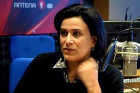 Maria Flor Pedroso 'Polémica Sexta Às 9'. Maria Flor Pedroso Poderá Ser Processada