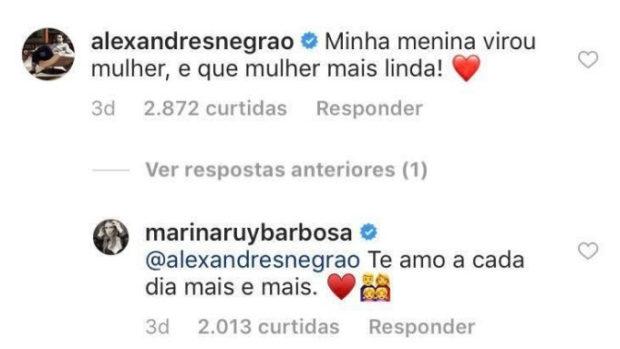 Mw 680 Marina Ruy Barbosa Está Grávida? Comentário Entre Casal Levanta Suspeitas
