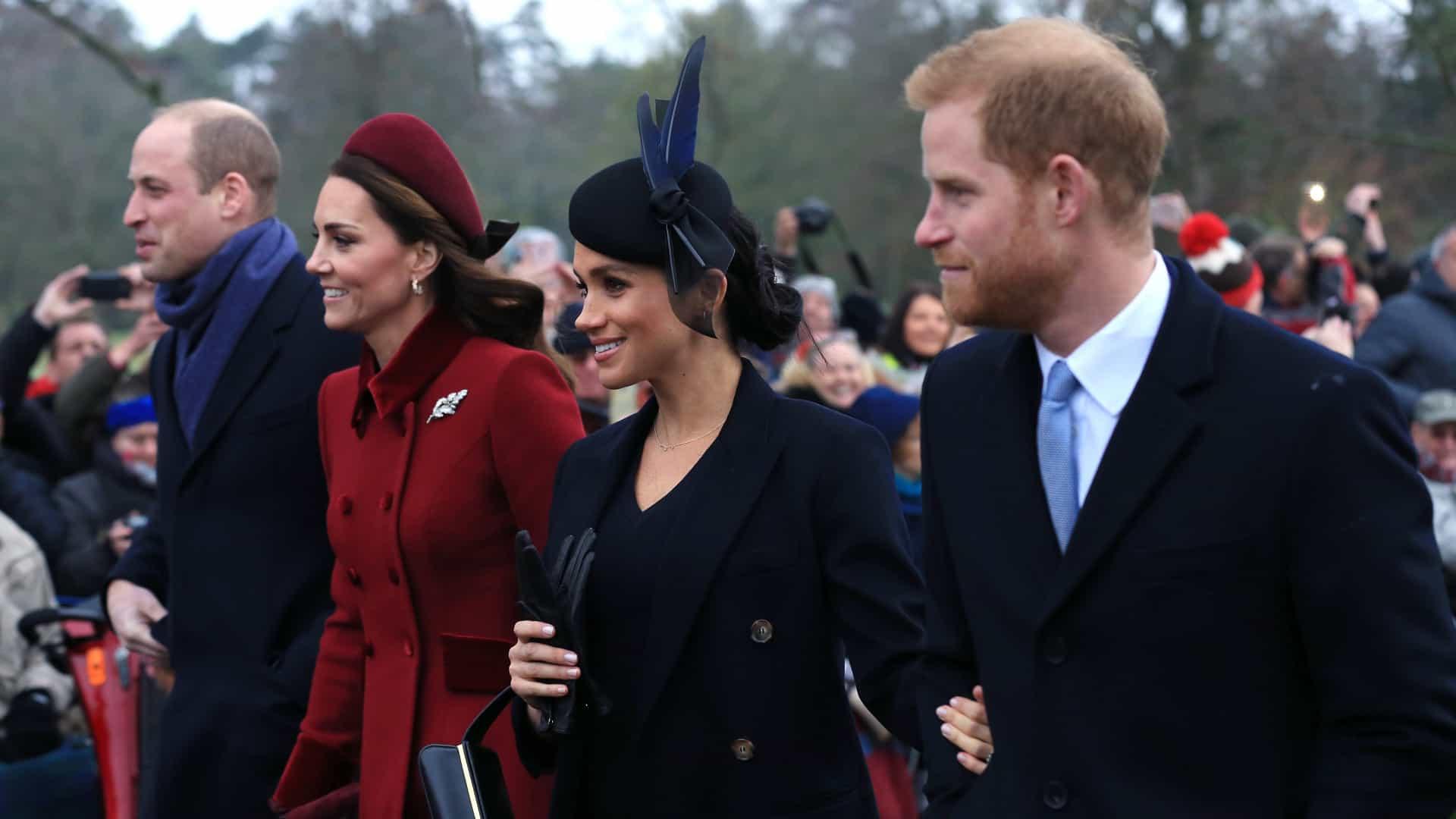 Naom 5Cd51353D52B3 Meghan Markle E Kate Middleton Juntas Para Assistirem A Jogo De Polo Com Os Filhos